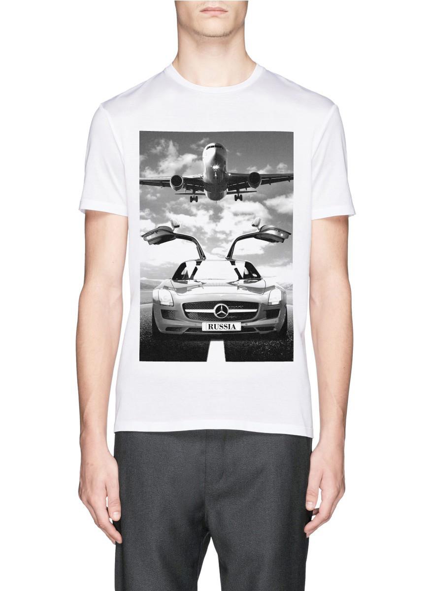 Мерседес футболки